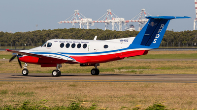 VH-FDZ - Beechcraft B200 Super King Air - Royal Flying Doctor Service of Australia (Queensland Section)