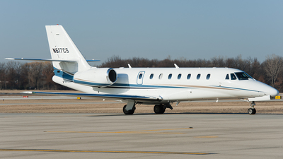 N617CS - Cessna 680 Citation Sovereign - Private