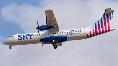 SX-SVT - ATR 72-212A(600) - Sky Express