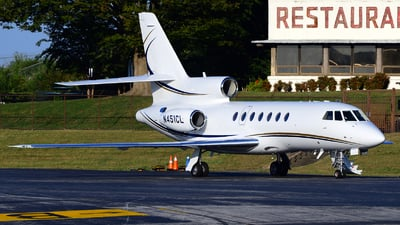N451CL - Dassault Falcon 50 - Private