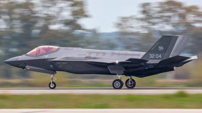 MM7335 - Lockheed Martin F-35A Lightning II - Italy - Air Force