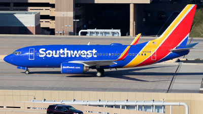 N713SW - Boeing 737-7H4 - Southwest Airlines
