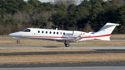 N751LP - Bombardier Learjet 75 - Private