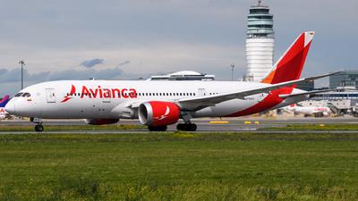 A picture of N782AV - Boeing 7878 Dreamliner - Avianca - © Chris Jilli