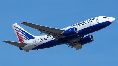 EI-EUX - Boeing 737-7Q8 - Transaero Airlines