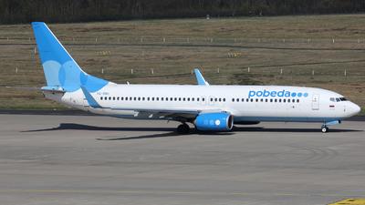 VQ-BWI - Boeing 737-8LJ - Pobeda