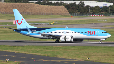 G-TUMF - Boeing 737-8 MAX - TUI