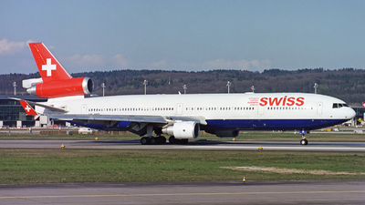 HB-IWB - McDonnell Douglas MD-11 - Swiss