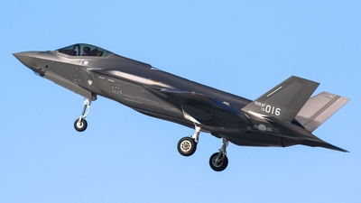 19-016 - Lockheed Martin F-35A Freedom Knight - South Korea - Air Force