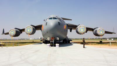 CB8006 - Boeing C-17A Globemaster III - India - Air Force