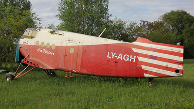 LY-AGH - PZL-Mielec An-2R - Air Walser