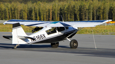 N5166X - Champion 7KCAB - Private