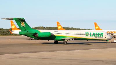 YV3053 - McDonnell Douglas MD-82 - Laser Airlines