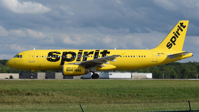 A picture of N617NK - Airbus A320232 - Spirit Airlines - © DJ Reed - OPShots Photo Team
