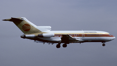 N40490 - Boeing 727-22 - Continental Airlines
