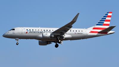 N502SY - Embraer 170-200LR - American Eagle (SkyWest Airlines)