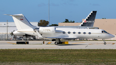 C-FHPM - Gulfstream G-IV - Private