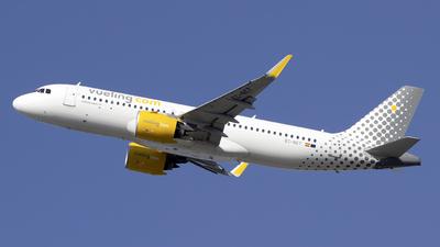 EC-NCT - Airbus A320-271N - Vueling