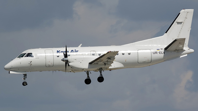 UR-ELV - Saab 340B - Kam Air
