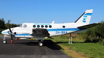 OH-BKA - Beechcraft 100 King Air - Deltacraft