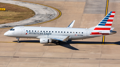 A picture of N275NN - Embraer E175LR - American Airlines - © Sweet Potato