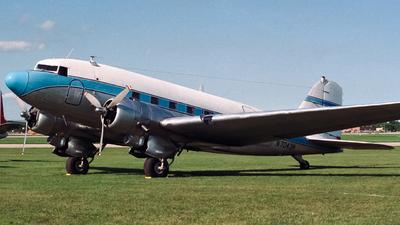N7043N - Douglas C-47A Skytrain - Private