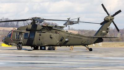 12-20460 - Sikorsky UH-60M Blackhawk - United States - US Army