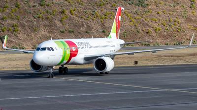 CS-TVC - Airbus A320-251N - TAP Air Portugal
