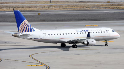 N132SY - Embraer 170-200LR - United Express (SkyWest Airlines)