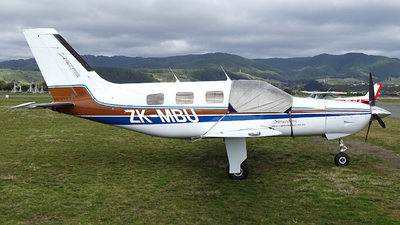 ZK-MBU - Piper PA-46-310P Malibu - Private