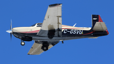 A picture of CGSVU - Mooney M20TN - [310024] - © Michael Durning