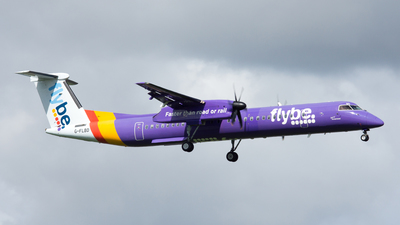 G-FLBD - Bombardier Dash 8-Q402 - Flybe