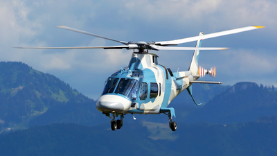 HB-ZCP - Agusta A109E Power - Alpine Helicopters
