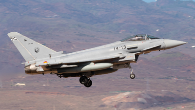 C.16-49 - Eurofighter Typhoon EF2000 - Spain - Air Force