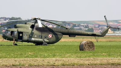 653 - Mil Mi-8T Hip - Poland - Army