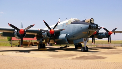 1721 - Avro Shackleton MR.3 - South Africa - Air Force