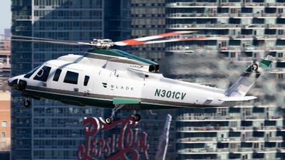 N301CV - Sikorsky S-76C - CSC Transport