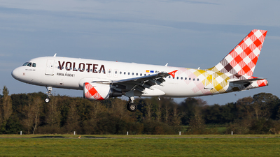 A picture of ECMUY - Airbus A319111 - Volotea - © Alexis Boidron