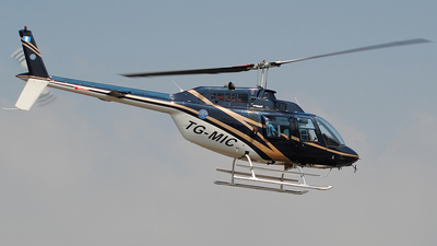 TG-MIC - Bell 206B JetRanger III - Private