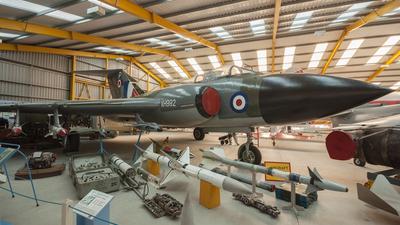 XH992 - Gloster Javelin FAW.8 - United Kingdom - Royal Air Force (RAF)