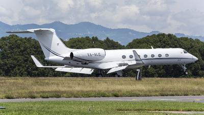 A picture of XAALC - Gulfstream G550 - [5116] - © OSCAR GUILLEN