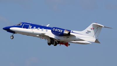 C-GTXS - Bombardier Learjet 35A - Top Aces