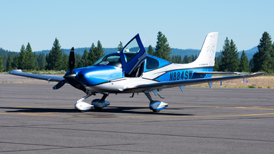 N884SW - Cirrus SR22T-GTS G6 Carbon - Private