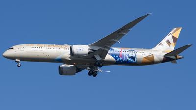 A6-BLC - Boeing 787-9 Dreamliner - Etihad Airways