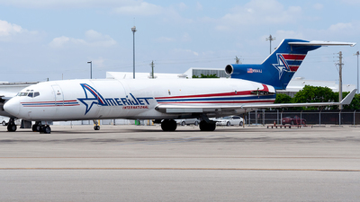 N994AJ - Boeing 727-233(Adv)(F) - Amerijet International