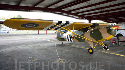 N35920 - Piper J-4E Cub Coupe - Private