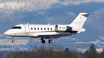 OE-LUA - Bombardier CL-600-2B16 Challenger 650 - AC Aviation
