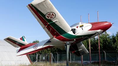 2410 - Cessna T-37C Tweety Bird - Portugal - Air Force