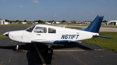 N611FT - Piper PA-28-161 Cadet - Private
