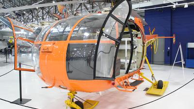 N72590 - Aérospatiale SA 316B Alouette III - Private